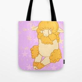 Golden Grump Tote Bag