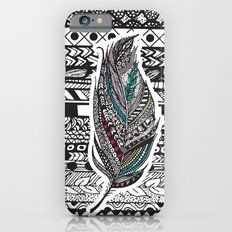 Aztec Feather. iPhone 6 Slim Case