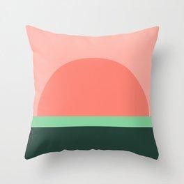Sunseeker 05 Throw Pillow