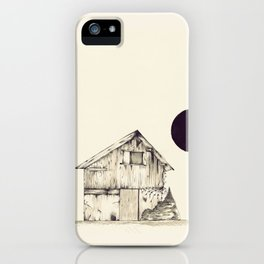 Mujer Loba iPhone Case