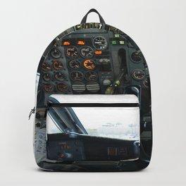 737 Airliner Cockpit Backpack