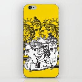 rencor iPhone Skin