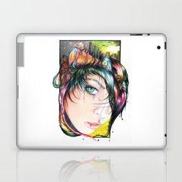 Mind Pollution Laptop & iPad Skin