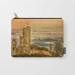 Castle Landscape (Rhineland-Palatinate, Germany) Carry-All Pouch
