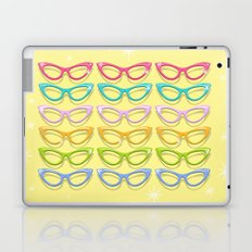 Make A Spectacle Of Yourself Laptop & iPad Skin