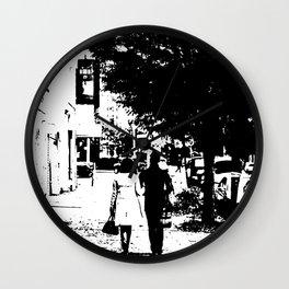 NYCLOVE Wall Clock