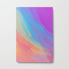 full color summer Metal Print