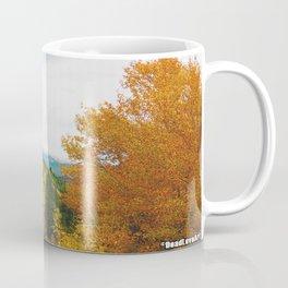 Firey Fall Coffee Mug