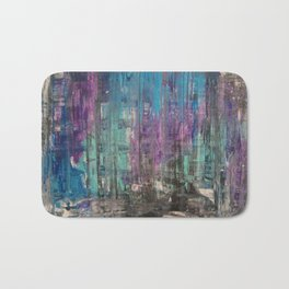 Treads Of Color Bath Mat