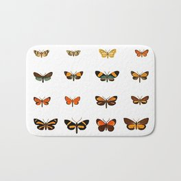 Butterfly Collection - Square Bath Mat