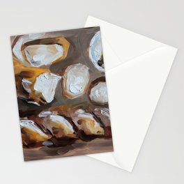 Baguette, french bread, du pain, food Stationery Cards