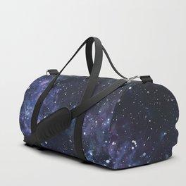 Interstellar Space Galaxy Design Duffle Bag