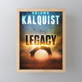 Legacy Jumpgate Framed Mini Art Print