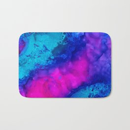 Green Mermaid Bath Mat
