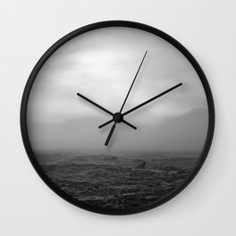 Searching for trolls Wall Clock