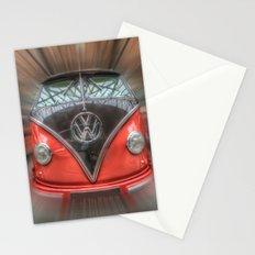 V Dub Stationery Cards