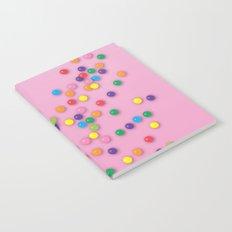 Donut Sprinkles Notebook