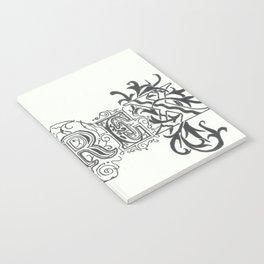koresx skull Notebook