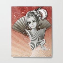 My Antoinette Metal Print