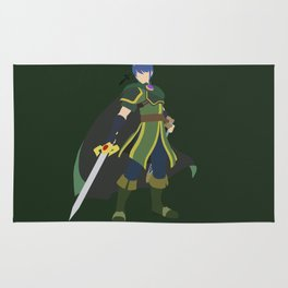 Marth(Smash)Green Rug