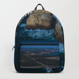 Portugal Coastline Backpack