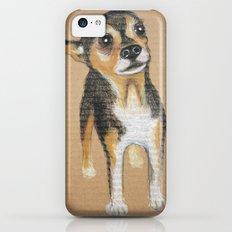 Chihuahua iPhone 5c Slim Case