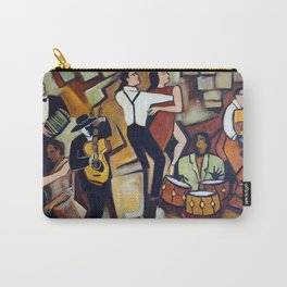 Suenos de Tango Carry-All Pouch