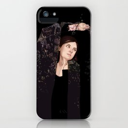 Of Stars and Silk  iPhone Case