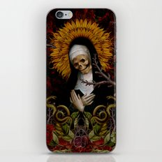 Ad occasum  iPhone & iPod Skin