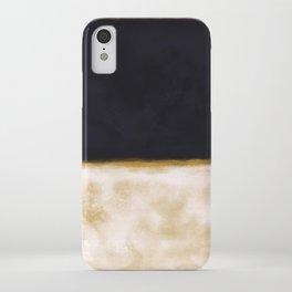 Rothko Inspired #10 iPhone Case