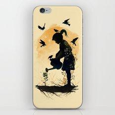 Inner Nature iPhone & iPod Skin