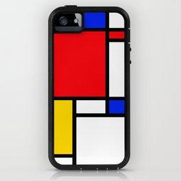 Piet Pattern iPhone Case