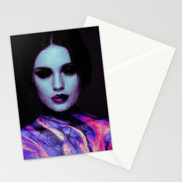 MYSTIQUE III Stationery Cards