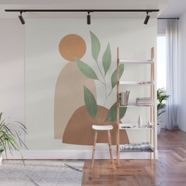 Abstract Rock Geometry 05 Wall Mural