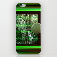 tennisipad2 iPhone & iPod Skin