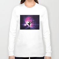 universe Long Sleeve T-shirts featuring Universe by Lunzury