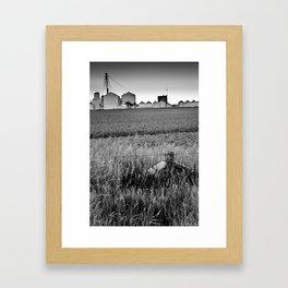 Nebraska Framed Art Print