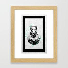 COMPLEX Framed Art Print
