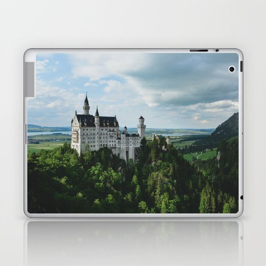 Castle Laptop & iPad Skin
