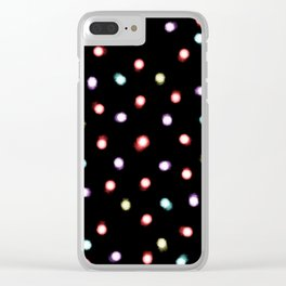 Little Lights Clear iPhone Case