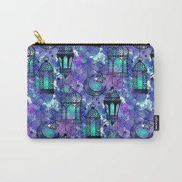 Ramadan Pattern Carry-All Pouch