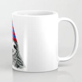 Party Sloth Coffee Mug