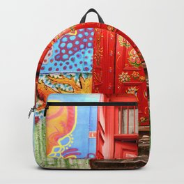 Red Door Backpack