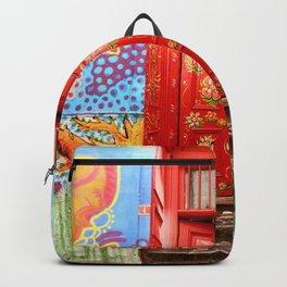 Red Door Backpack