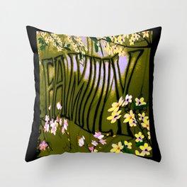 DesignerPattern992a Throw Pillow