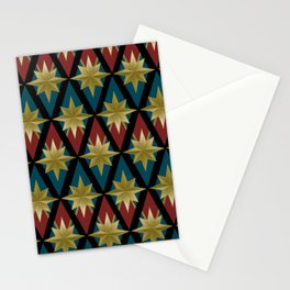 Stars of a Hero Stationery Cards