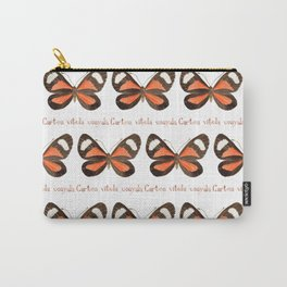 Butterfly - Cartea vitula ucayala Carry-All Pouch