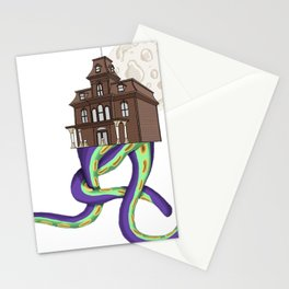 Dark House Stationery Cards