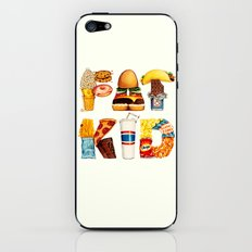 FAT KID iPhone & iPod Skin