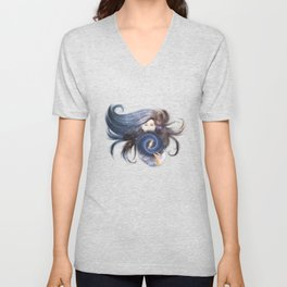 Sharing My Universe With You Unisex V-Neck